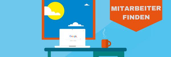 Mitarbeiter mit Google finden