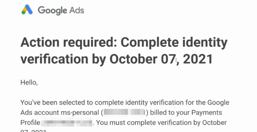 Google-ads-verify-identity