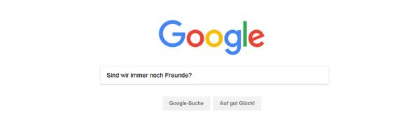 Ist Google immer noch Ihr Freund?